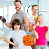 Kako da vežbate sa decom - set vežbi 06