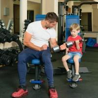 Kako da vežbate sa decom - set vežbi 05
