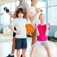Kako da vežbate sa decom - set vežbi 03